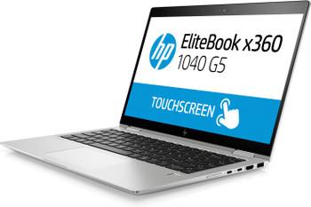 "HP EliteBook X360 1040 G5 – Intel Core i7, 16GB RAM, 512GB SSD, 14"" Touchscreen, Windows 10 Pro, 6VD69US"