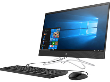 "HP All-in-One 24-f1055z  Ryzen 5, 8GB RAM, 1TB HDD, 23.8""Display, Black"