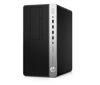 HP ProDesk 600 G4 Tower - Intel Celeron 3.10GHz, 4GB RAM, 500GB HDD, Windows 10 Pro
