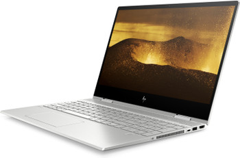 "HP ENVY X360 – 15M-DR0012DX - Intel Core i7, 8GB RAM, 512GB SSD, 32GB Optane, 15.6"" Touchscreen, Silver"