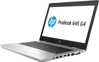 "HP ProBook 645 G4 Notebook - AMD Ryzen 3 Pro, 4GB RAM, 500GB HDD, 14"" Display, Windows 10 Pro, 4LB47UT"