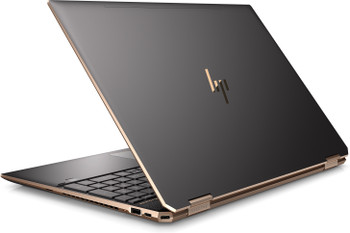 "HP Spectre x360 Convertible 15-df0033dx - Intel i7, 512GB SSD, 15.6"" 4K Touchscreen, Ash Silver"