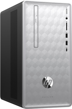 HP Pavilion Desktop 590-p0085z - Ryzen 7 - 16GB RAM, 1TB HDD, 256GB SSD, Radeon RX 550