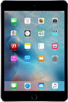"Apple iPad Mini 4 - 1.50GVHz, 128GB SSD, 7.9"" Touchscreen, Gray"