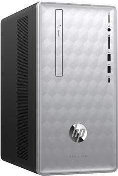 HP Pavilion Desktop 590-p0047c - Intel i7 - 3.20GHz, 16GB RAM, 2TB HDD, Radeon 520 2GB