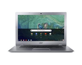 "Acer Chromebook 15 - 15.6"" Laptop Intel Celeron 1.1GHz 4GB RAM 32GB Flash Chrome OS NX.H09AA.001"