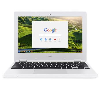 "Acer Chromebook 11 - 11.6"" Intel Celeron N3060 1.6GHz 2GB RAM 16GB Flash Chrome OS NX.G4XAA.001"