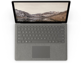"Microsoft Surface Laptop 2 - Intel Core i5, 8GB RAM, 256GB SSD, 13.5"" Touchscreen, Windows 10, Platinum, LQN-00001"
