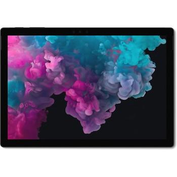 "Microsoft Surface Pro 6 | Intel i5, 8GB RAM, 256GB SSD, 12.3"" Touchscreen, Windows 10 Home, Black, KJT-00016"