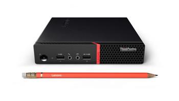Lenovo ThinkCentre M715Q Tiny   AMD A12 X4 – 3.10GHz, 8GB RAM, 500GB HDD, Windows 10 Pro, 10VG0012US