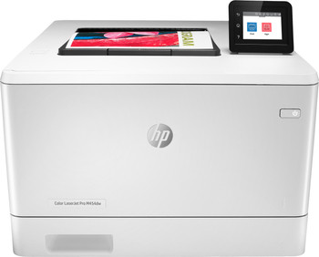 HP Color Laserjet Pro M454dw Printer 28ppm 600x600dpi 300-sheet
