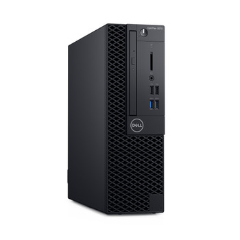 Dell OptiPlex 3070 SFF - Intel i5 9500 4GB RAM 500GB HDD Windows 10 Pro