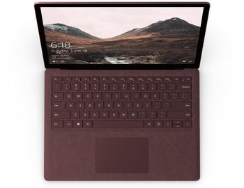 "Microsoft Surface Laptop 2 | Intel i7, 16GB RAM, 512GB SSD, 13.5"" Touchscreen, Windows 10 Pro, Burgundy"