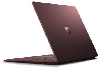 "Microsoft Surface Laptop-2 - Intel i7, 8GB RAM, 256GB SSD, 13.5"" Touchscreen, Windows 10 Pro, Burgundy"