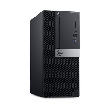 Dell Optiplex 7070 Tower - Intel i5 9500, 8GB RAM, 1TB HDD, Windows 10 Pro