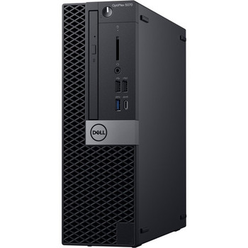 Dell OptiPlex 5070 SFF- Intel i7 9700, 8GB RAM, 256GB SSD, Windows 10 Pro