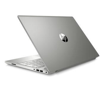 """HP Pavilion 15t-cs200 - 15.6"""" Display, Intel i7, 8GB RAM, 256GB SSD, Mineral Silver"""