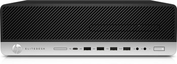 HP EliteDesk 800 G5 SFF - Intel i7, 16GB RAM, 512GB SSD, Windows 10 Pro