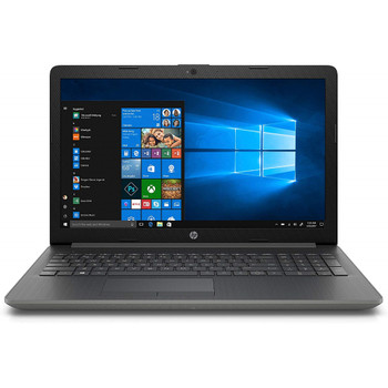 "HP 15t-da100 Notebook - 15.6"" Display, Intel i7, 8GB RAM, 128GB SSD, Smoke Gray"