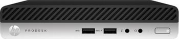 HP ProDesk 400 G5 Mini - Intel i5, 8GB RAM, 256GB SSD, Windows 10 Pro, 7FU83UT