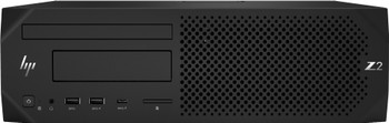 HP Z2 G4 SFF - Intel Xeon 2144G, 16GB RAM, 512GB SSD, Windows 10 Pro
