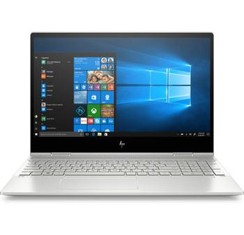 "HP ENVY X360 15-DR1010NR - 15.6"" Touchscreen, Intel i7-10510U, 8GB RAM, 512GB SSD, Windows 10 Home"