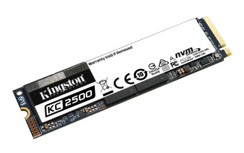 Kingston 500GB KC2500 M.2 2280 NVMe Solid State Drive