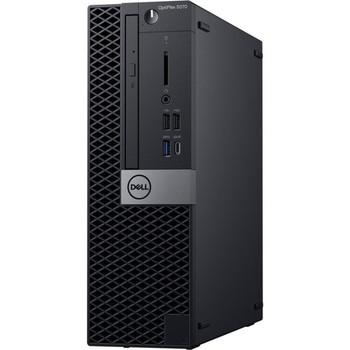 Dell Optiplex 5070 SFF PC - Intel i5 – 3.00GHz, 8GB RAM, 256GB SSD, Windows 10 Pro