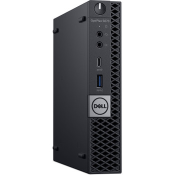 Dell Optiplex 5070 Micro PC - Intel i5 – 2.20GHz, 16GB RAM, 256GB SSD, Windows 10 Pro