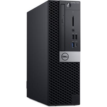 Dell Optiplex 7070 SFF PC - Intel i7 – 3.00GHz, 16GB RAM, 256GB SSD, Windows 10 Pro