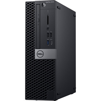 Dell Optiplex 5070 SFF PC - Intel i7 – 3.20GHz, 16GB RAM, 256GB SSD, Windows 10 Pro