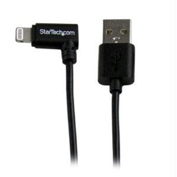 Startech Charge Or Sync Your Iphone, Ipod, Or Ipad With The Cable Out Of The Way-black Li