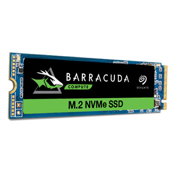 Seagate Barracuda 510 SSD 500GB PCIe M.2 2280 Solid State Drive