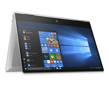 """HP ENVY x360 15t-dr100 - 15.6"""" Touch, Intel i7, 8GB RAM, 512GB SSD, Natural Silver"""
