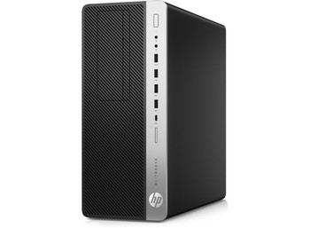HP EliteDesk 800 G4 Tower - Intel i7, 16GB RAM, 512GB SSD, Windows 10 Pro, 4AL73UT