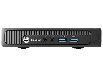 HP Elitedesk 705-G1 Mini Business PC - AMD A8 - 3.10GHz, 8GB RAM, 256GB SSD, Windows 10 Pro