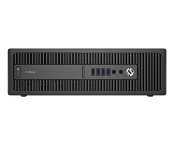 HP Prodesk 600-G2 Business PC SFF - Intel i5 3.20GHz, 8GB RAM, 256GB SSD, Windows 10 Pro