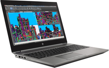 "HP ZBook 15 G5 - 15.6"" Display, Intel i7, 16GB RAM, 512GB SSD, Quadro P2000 4GB, Windows 10 Pro, 4RG72UT"