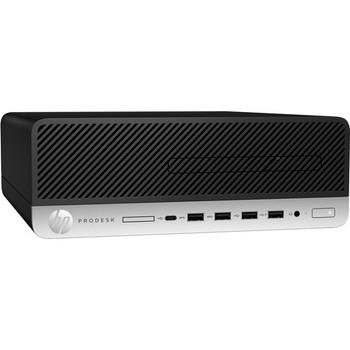 HP ProDesk 600 G5 SFF - Intel i5, 8GB RAM, 256GB SSD, Windows 10 Pro, 8GA16US