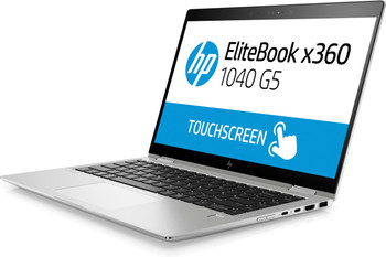 "HP EliteBook x360 1040 G5 - 14"" Touchscreen, Intel i7, 16GB RAM, 512GB SSD, Windows 10 Pro"