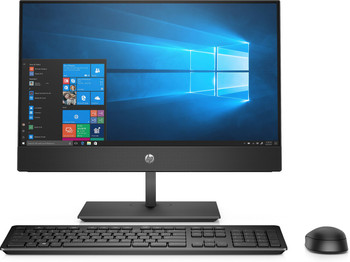 "HP ProOne 600 G5 - 21.5"" AIO PC, Intel i7 - 9700, 8GB RAM, 500GB HDD, Windows 10 Pro"