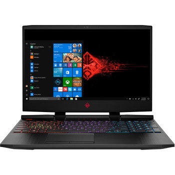 "HP OMEN 15-dc1040nr - 15.6"" Display, Intel i7 8750, 16GB RAM, 1TB HDD + 128GB SSD, GeForce RTX 2070 8GB"
