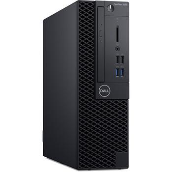 Dell Optiplex 3070 SFF PC - Intel i5 – 3.00GHz, 8GB RAM, 512GB SSD, Windows 10 Pro