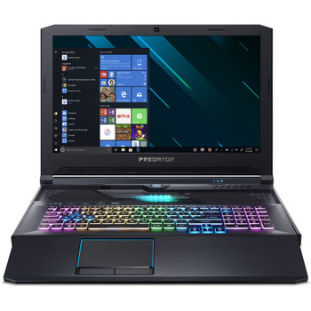 "Acer Predator Helios 700 - 17.3"" Display, Intel i7 9750H, 16GB RAM, 512GB SSD, GeForce RTX 2080 8GB"