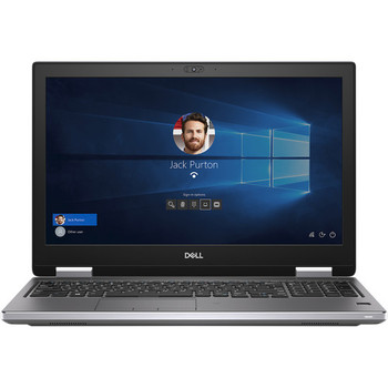 "Dell Mobile Precision 7540 - 15.6"" Display, Intel i7 9850H, 8GB RAM, 512GB SSD, Quadro RTX 3000 6GB, Windows 10 Pro"