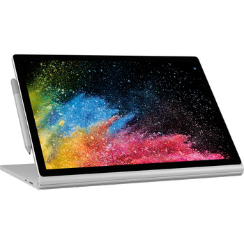 "Microsoft Surface Book 2 Detachable - Intel Core i7, 16GB RAM, 512GB SSD, GeForce GTX 1060 6GB, 15"" Touchscreen, Windows 10 Pro, Silver"
