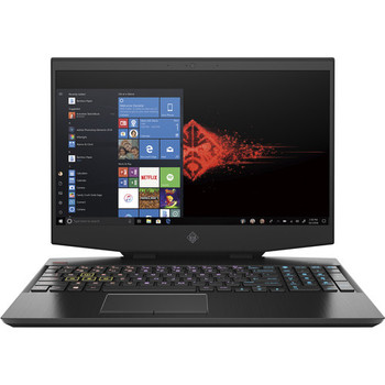 "HP OMEN 15-dh1050nr - 15.6"" Display, Intel i7-10750H, 16GB RAM, 512GB SSD, GeForce RTX 2060 6GB"