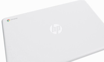 "HP Chromebook 14 G1 – Intel Celeron, 4GB RAM, 16GB SSD, 14"" Display, White"