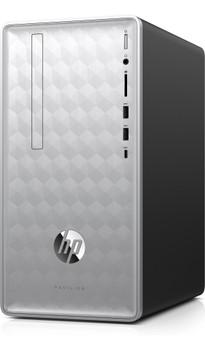HP Pavilion Desktop 590-p0081c - Intel i5, 12GB RAM, 16GB Optane, 1TB HDD, Radeon RX550 2GB