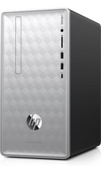 HP Pavilion Desktop 590-p0027c - Intel i5, 8GB RAM, 16GB Optane, 2TB HDD
